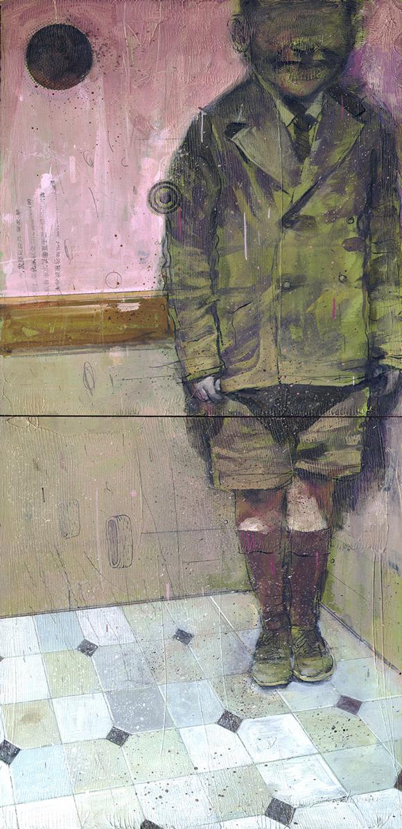 art blog - Andres Guzman - empty kingdom