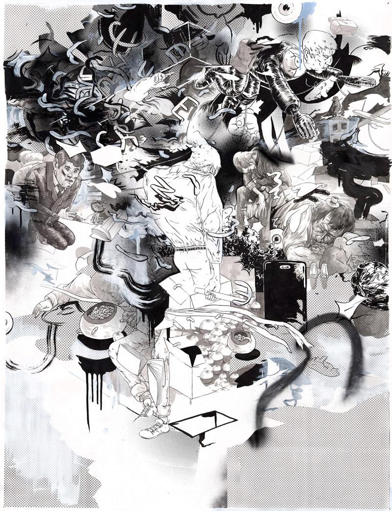 art blog - Fionn McCabe - empty kingdom