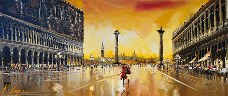 art blog - kal gajoum - empty kingdom