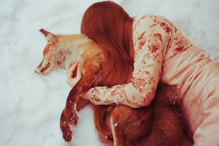 Art Blog - Laura Makabresku - Empty Kingdom