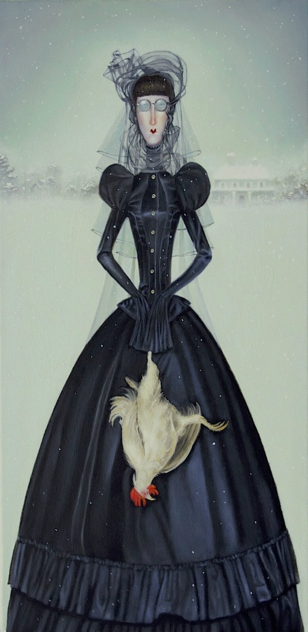 art blog - Troy Brooks - empty kingdom