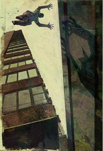 art blog - Alberto Mielgo - Empty Kingdom