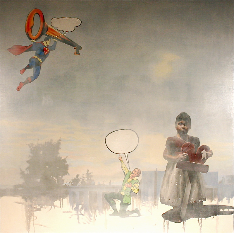 art blog - John Wentz - Empty Kingdom