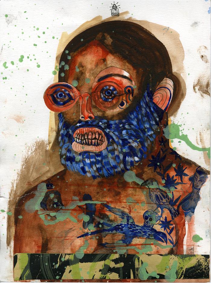 art blog - Jon Todd - Empty Kingdom