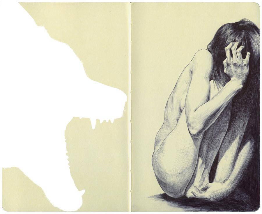 art blog - chamo san - empty kingdom