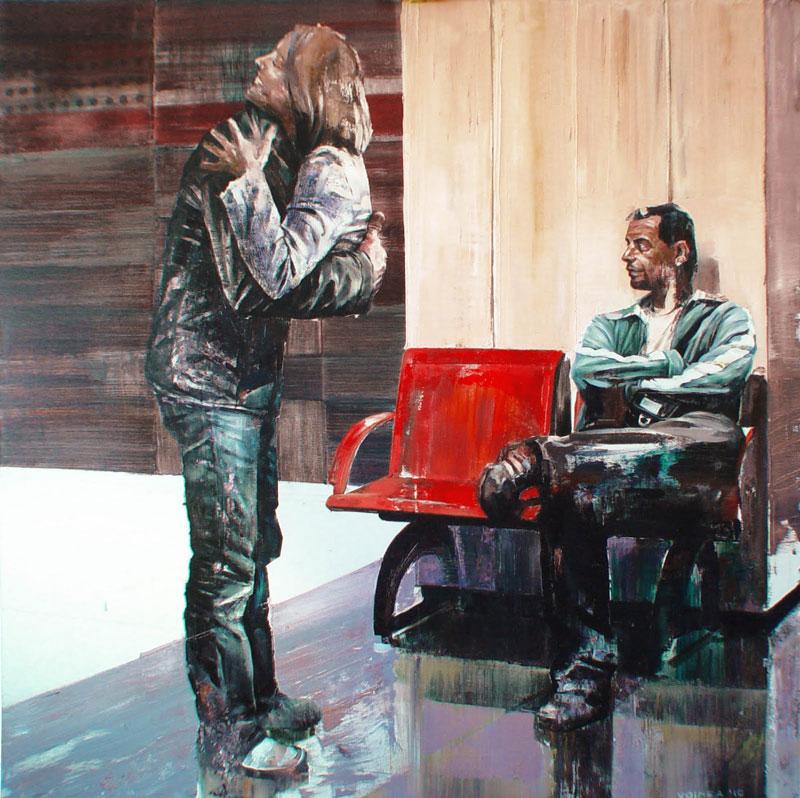 art blog - Dan Voinea - empty kingdom