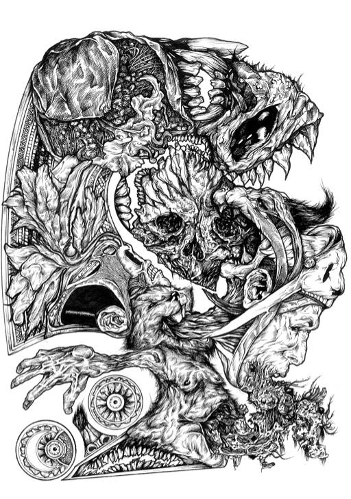 art blog - MMav (Rey & Mutt) - empty kingdom