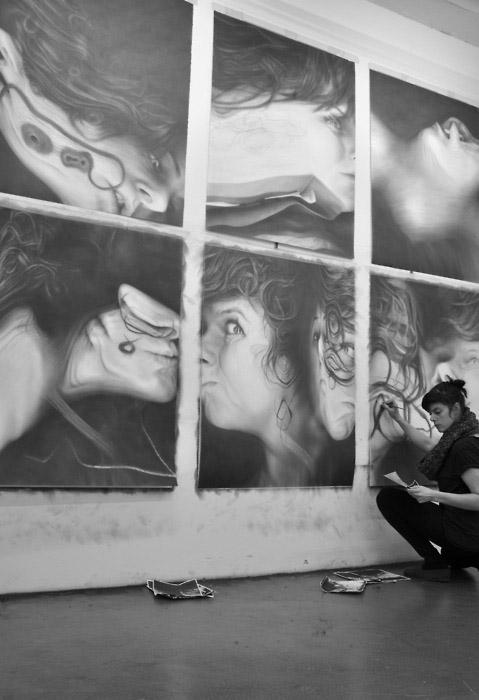 art blog - Melissa Cooke - empty kingdom