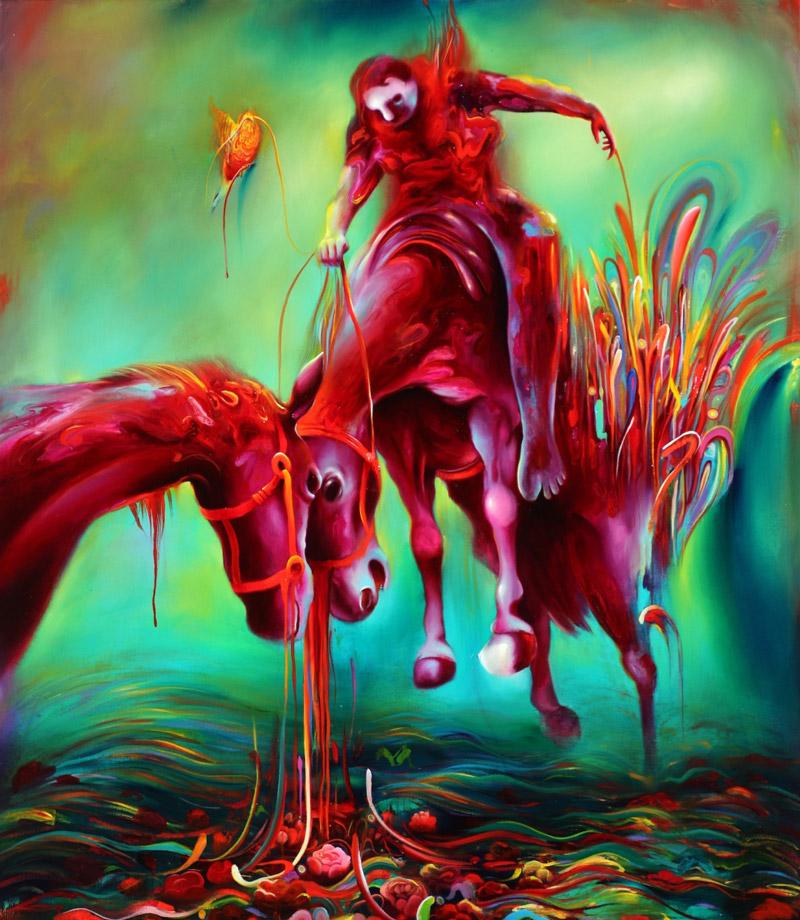 art blog - Michael Page - empty kingdom