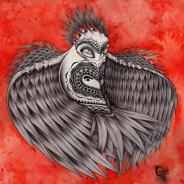 art blog - Nicolas Le Brogne - Odo - empty kingdom