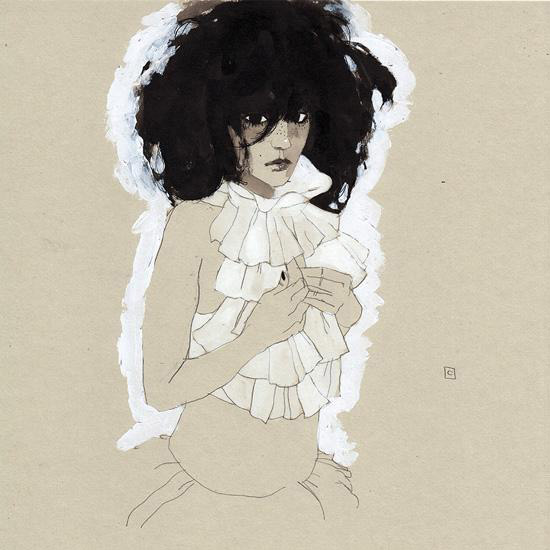 Art Blog - Conrad Roset - Empty Kingdom