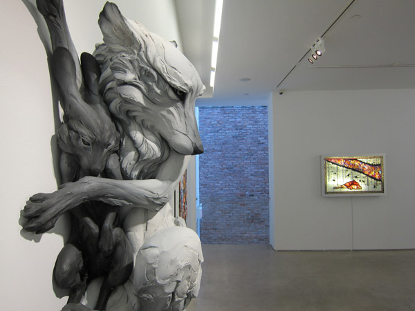 art blog - Beth Cavener Stichter - empty kingdom