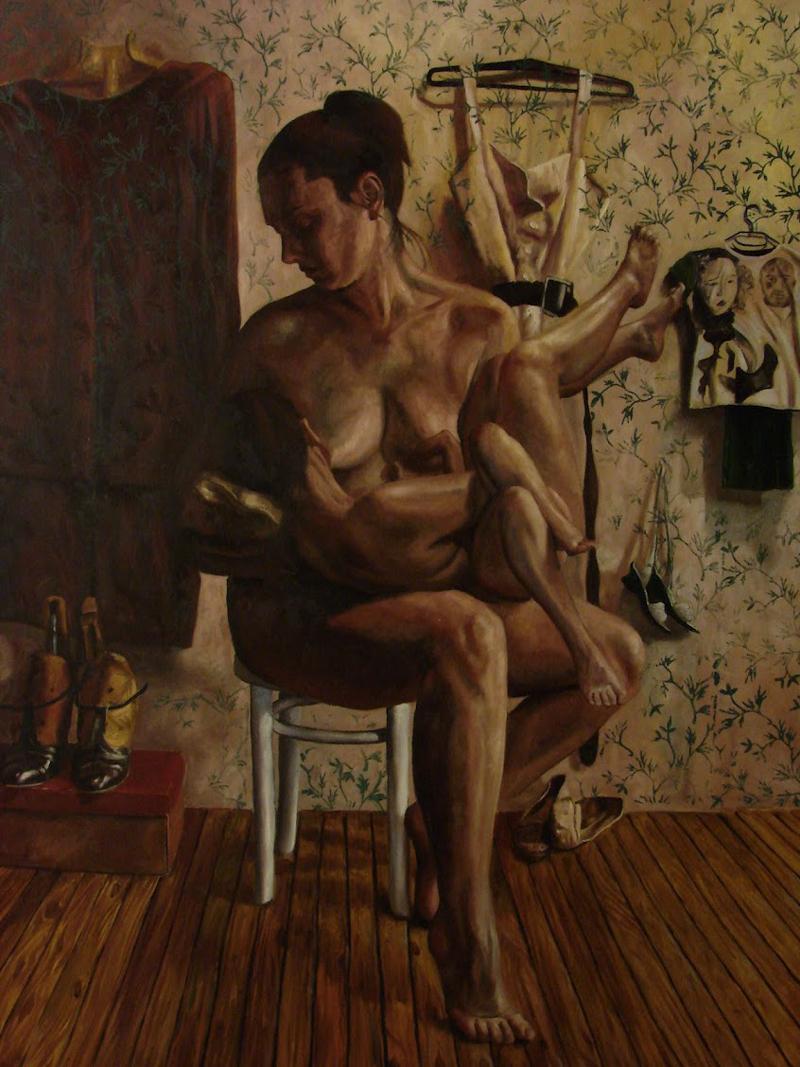 art blog - Ludwig Drahosch - empty kingdom