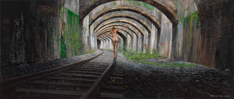 art blog - Michele Del Campo - empty kingdom