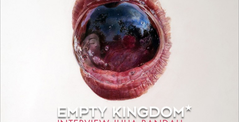 art blog - Julia Randall - Empty Kingdom