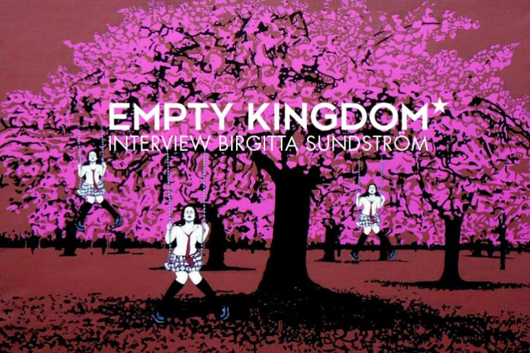 art blog - Birgitta Sundstrom - Empty Kingdom