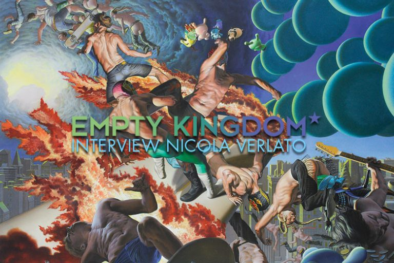 art blog - Nicola Verlato - Empty Kingdom