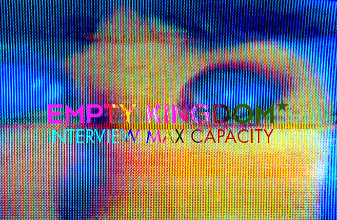 art blog - Max Capacity - Empty Kingdom