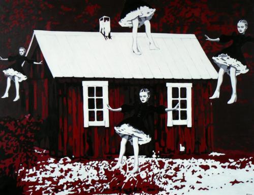 art blog - Birgitta Sundström Jansdotter - Empty Kingdom