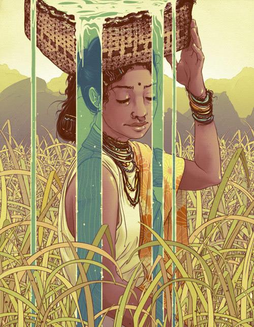 art blog - Goni Montes - empty kingdom