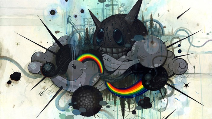 art blog - Jeff Soto - empty kingdom