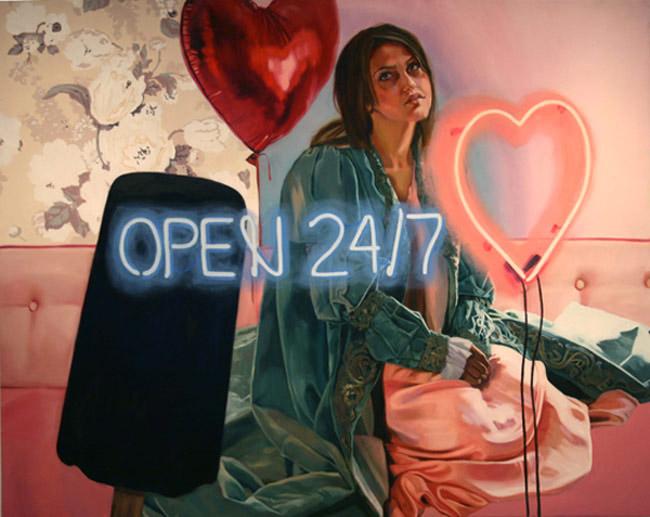 art blog - Panni Malekzadeh - empty kingdom