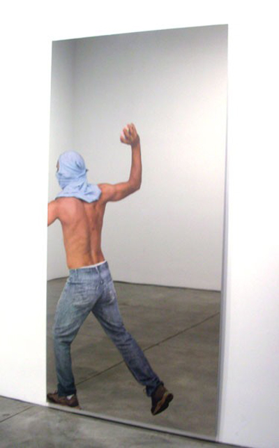 art blog - michelangelo pistoletto - empty kingdom