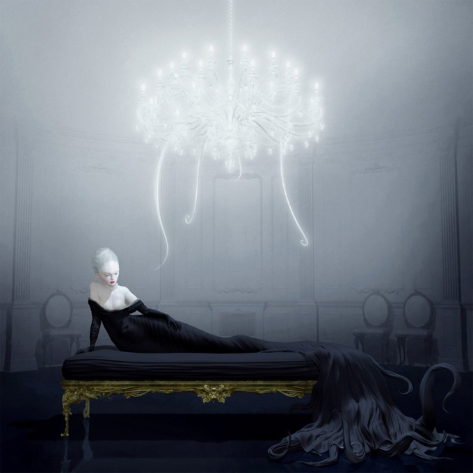 art blog - Ray Caesar - empty kingdom