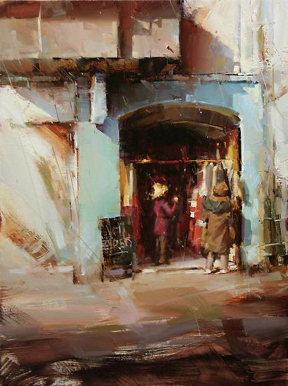 art blog - Tibor Nagy - empty kingdom