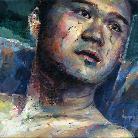 Art Blog - David Agenjo - Empty Kingdom