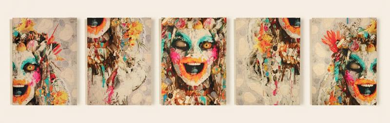 art blog - Ashley Bickerton - empty kingdom