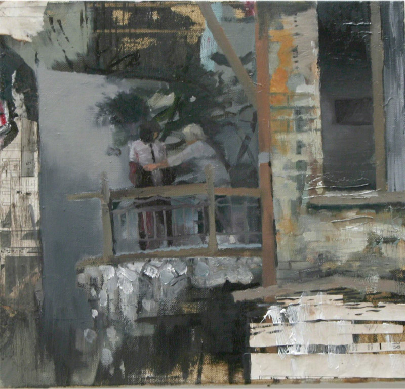 art blog - Daniel Pitin - empty kingdom