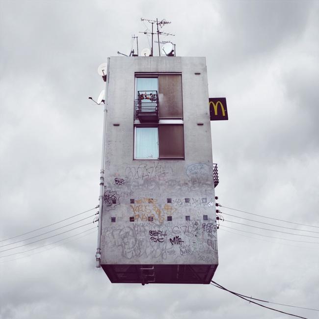 art blog - Laurent Chehere - Empty Kingdom