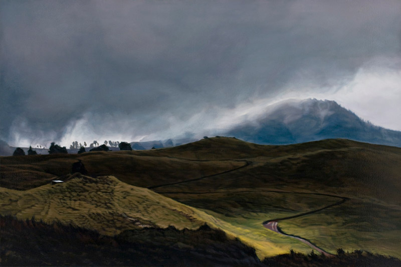 art blog - Guy Laramee - empty kingdom