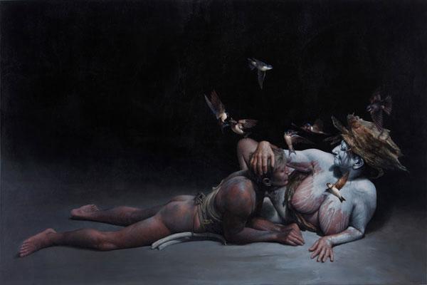 art blog- James Guppy - Empty Kingdom