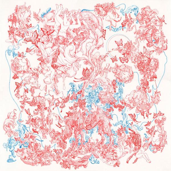 art blog - James Jean - Empty Kingdom