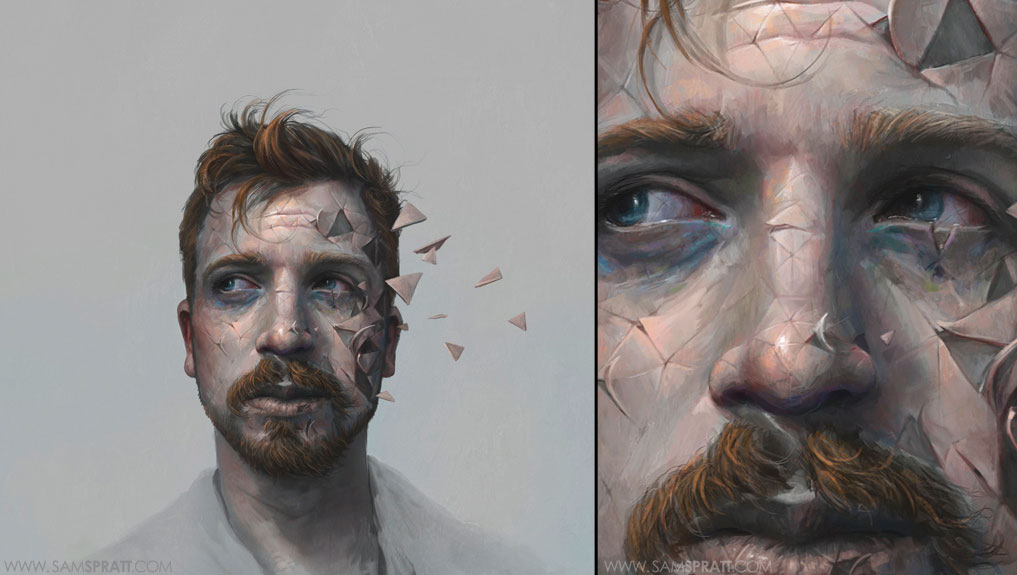 art blog - Sam Spratt - empty kingdom
