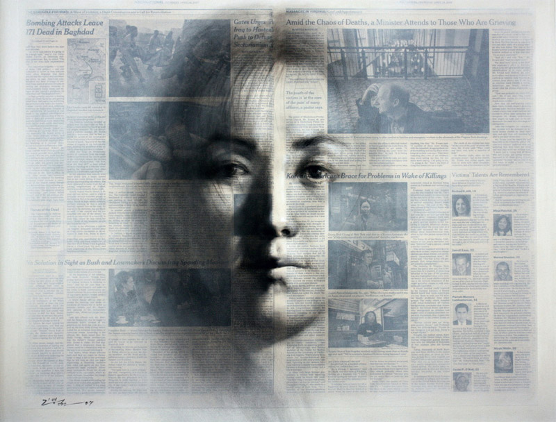 art blog - Shin-Young An - empty kingdom