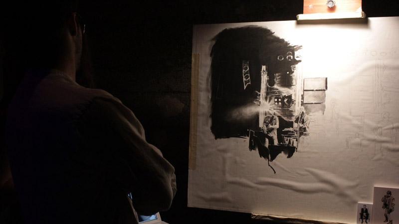 art blog - Joel Daniel Phillips - empty kingdom