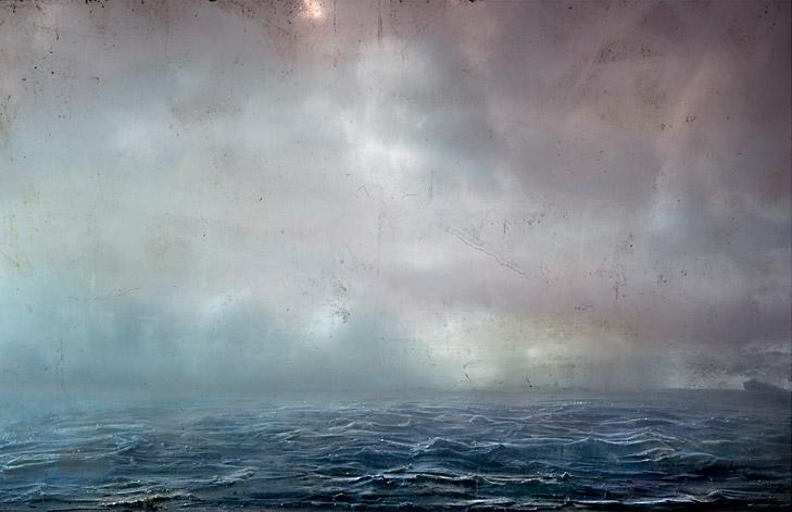 art blog - Kim Keever - empty kingdom
