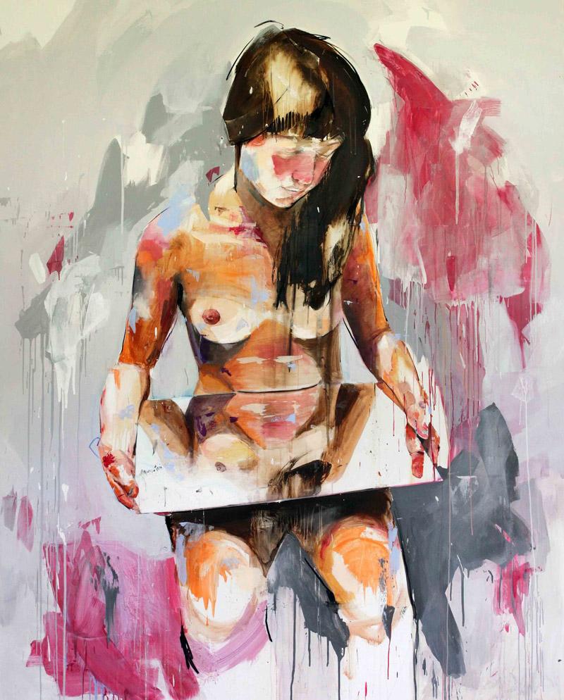 art blog - Lou Ros - empty kingdom