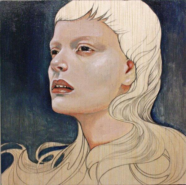 art blog - Martine Johanna - empty kingdom