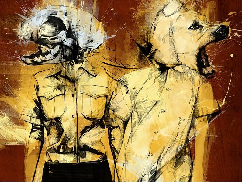 Art Blog - Russ Mills - Empty Kingdom