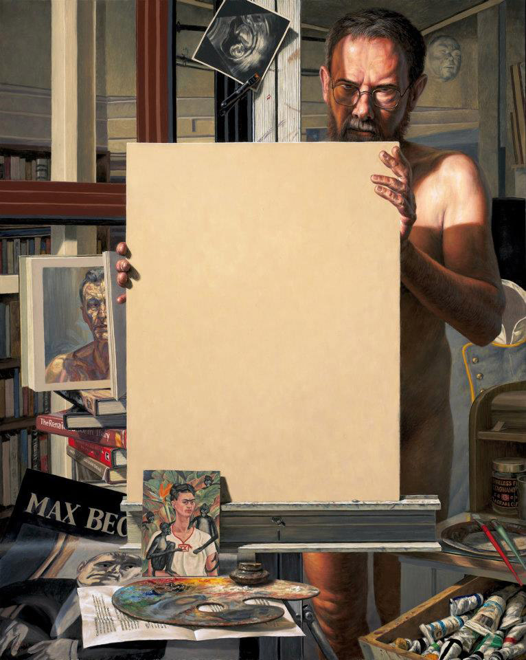 art blog - F. Scott Hess - empty kingdom