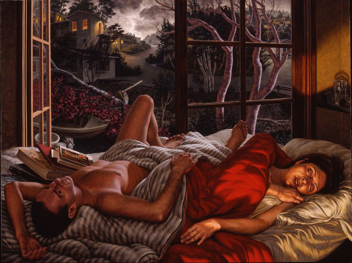 art blog - F. Scott Hess - empty kingdom