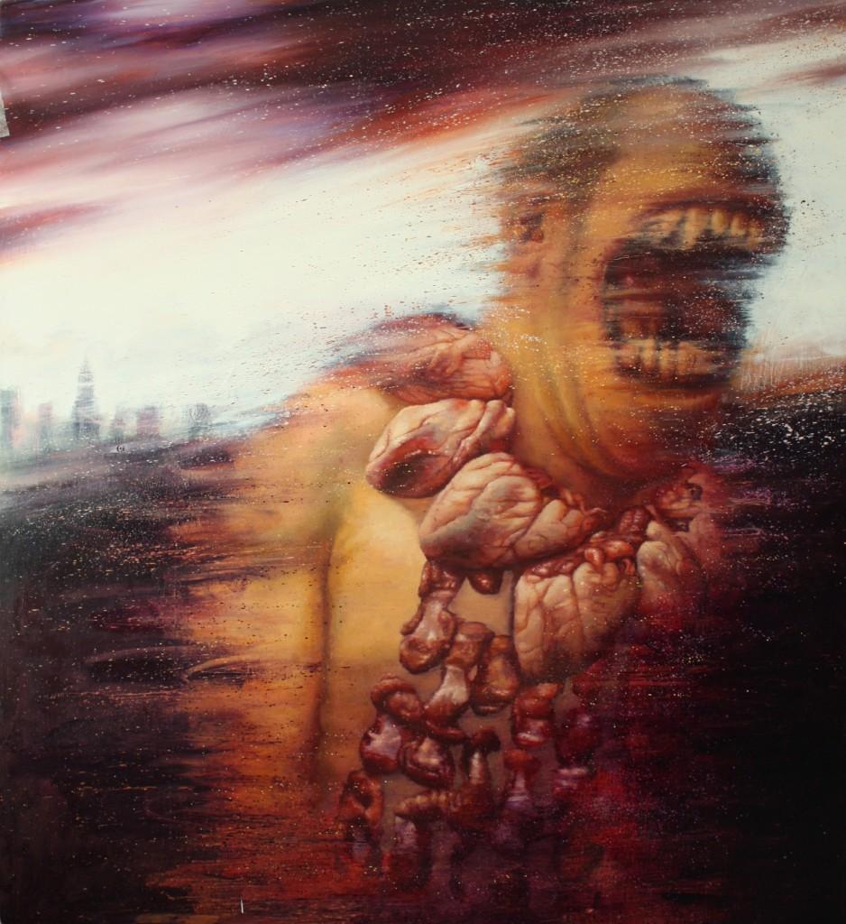 art blog - Dale Grimshaw - Empty Kingdom
