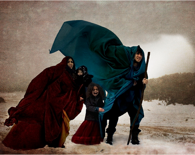 art blog - Rebecca Alejandra - Empty Kingdom