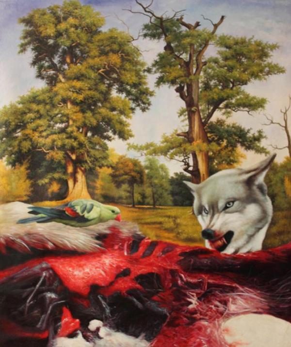 art blog - shay kun- empty kingdom