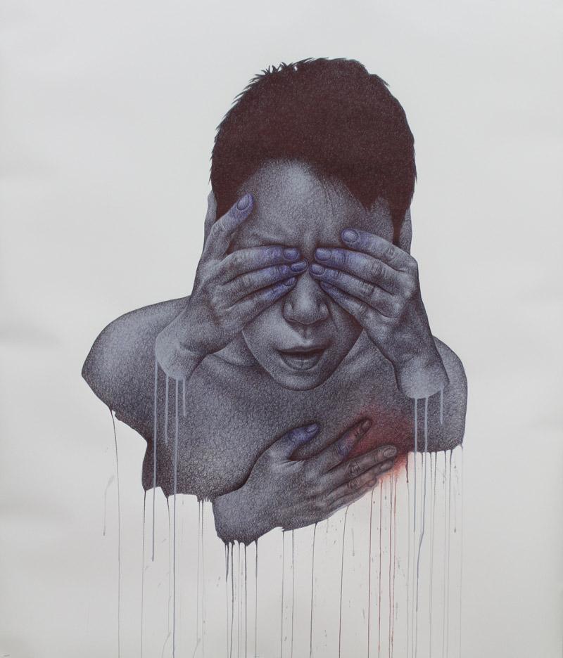art blog - Spunky Zoe - empty kingdom