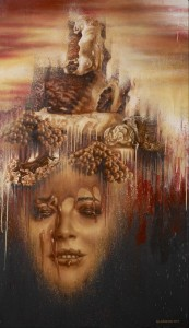 art blog - Dale Grimshaw - Empty Kingdom